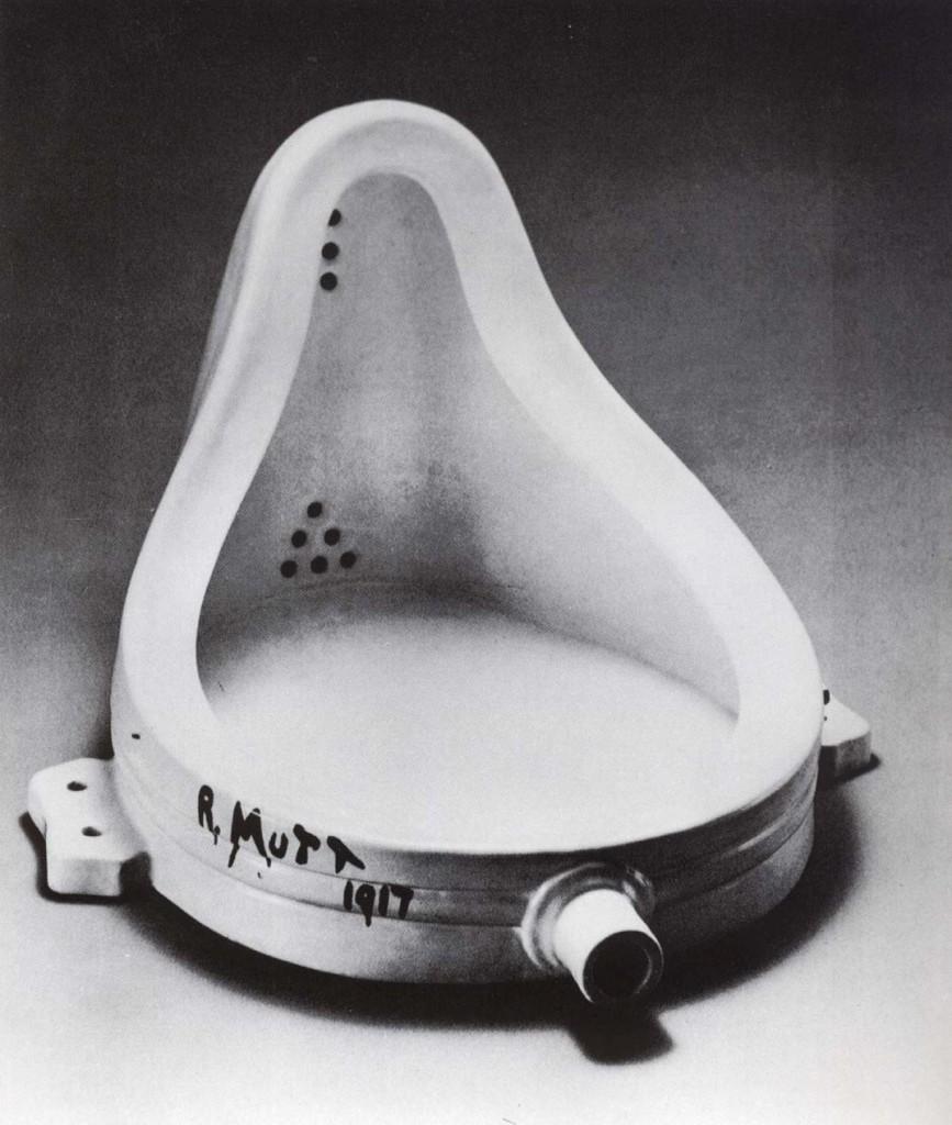Marcel Duchamp -