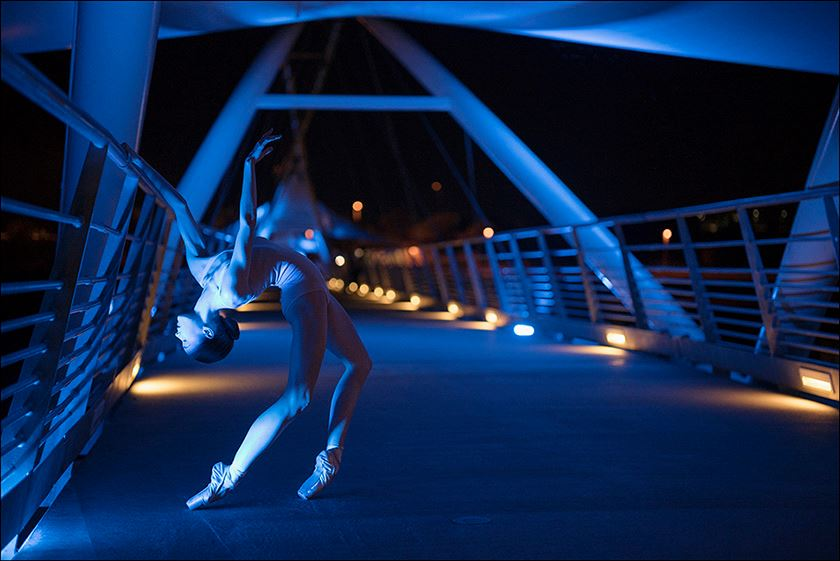 Ballerina project - Juliet Doherty - Tempe Town Lake