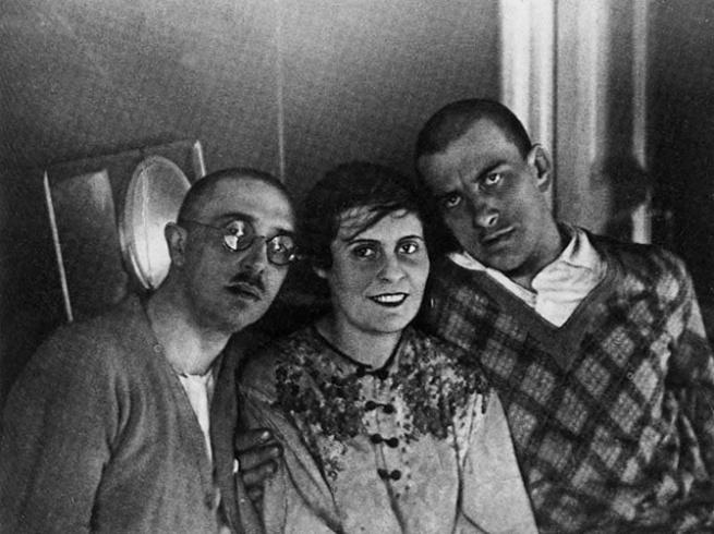 Osip, Lili e Vladimir