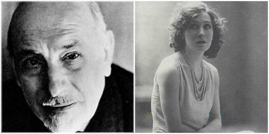 Luigi Pirandello e Marta Abba