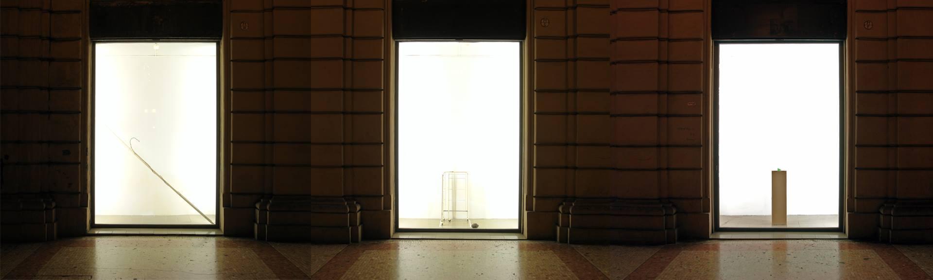 TRIPLA: vetrine sull'Arte contemporanea