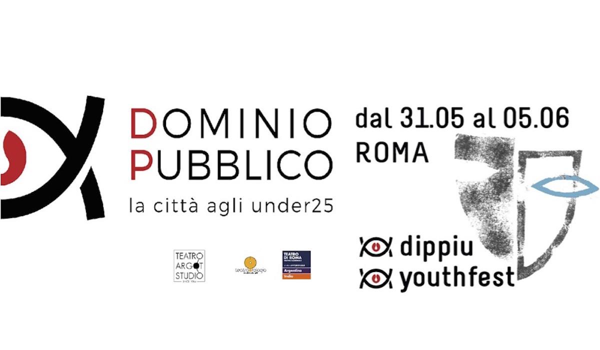 Dominio Pubblico: a Roma un'invasione di arte