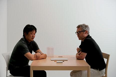 Naoto Fukasawa e Jasper Morrison