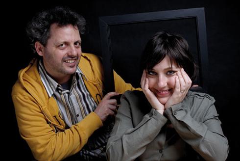 Gabriele Pardi e Laura Fiaschi