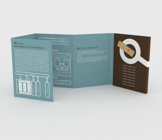 Nuova immagine aziendale, partita con la creazione di un nuovo logo di qualità ed estesa a depliant e packaging per la Yogitech, prodotto ecologico e chiavetta Usb in legno naturale