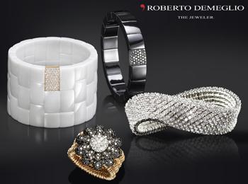Roberto Demeglio - creazioni