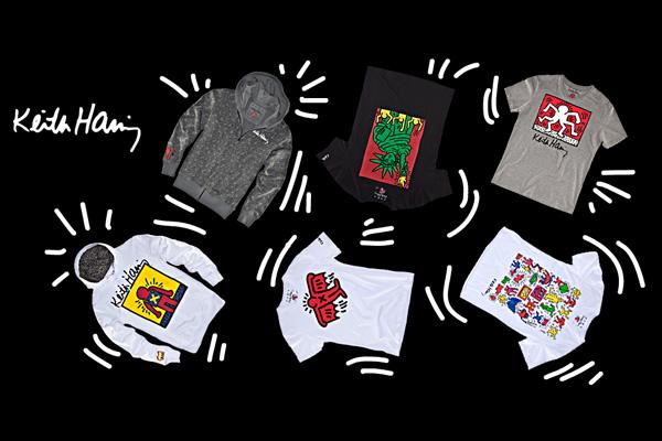 Zara x Keith Haring