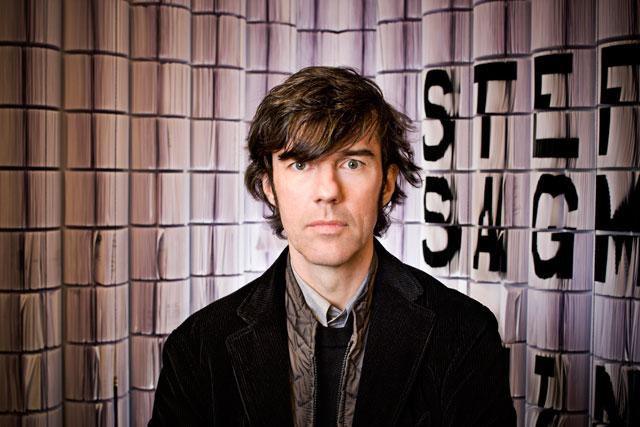 Ritratto di Stefan Sagmeister