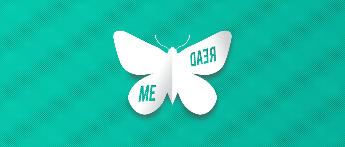 Graphic Design: Una vita da farfalla 1