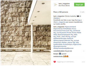 Instagram Roma - i profili più interessanti