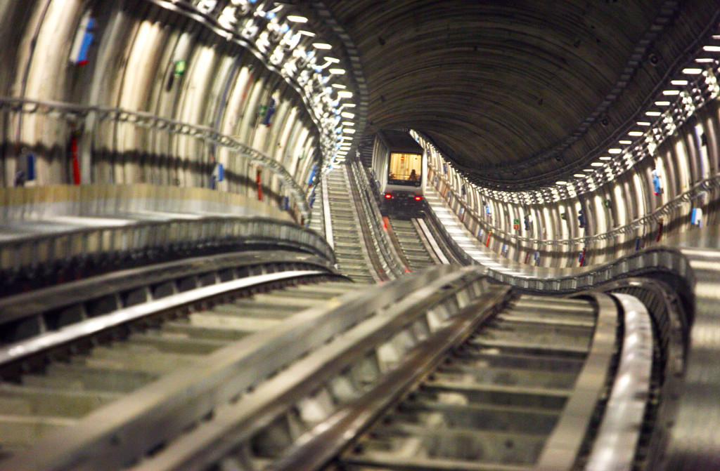Metro 1 di Torino