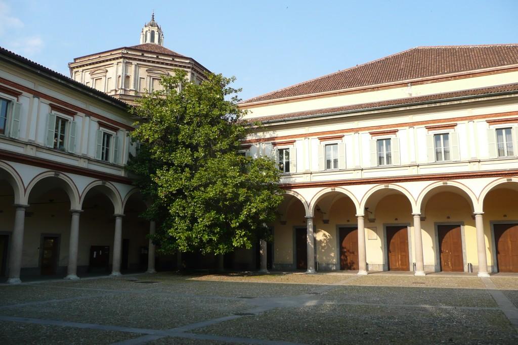 Il Conservatorio Musicale Giuseppe Verdi di Milano