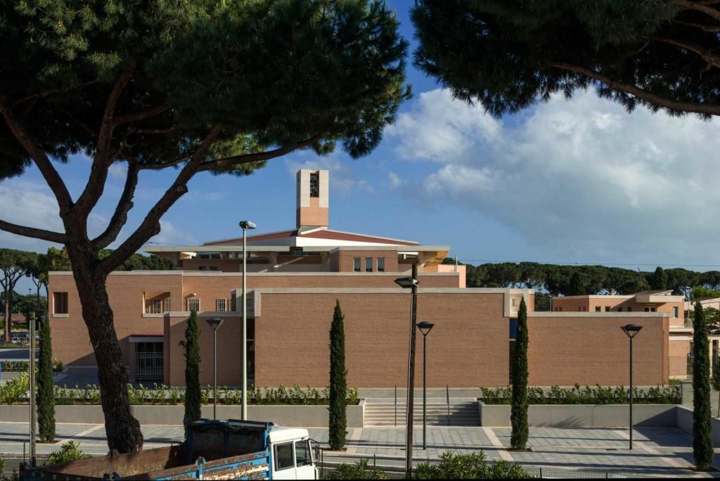 Complesso parrocchiale San Tommaso Apostolo, Marco Petreschi