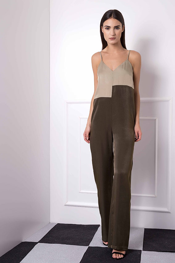 Jumpsuit, Face to Face Style
