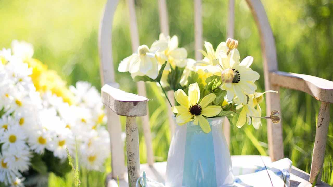 Garden Design – Arredare il giardino in primavera