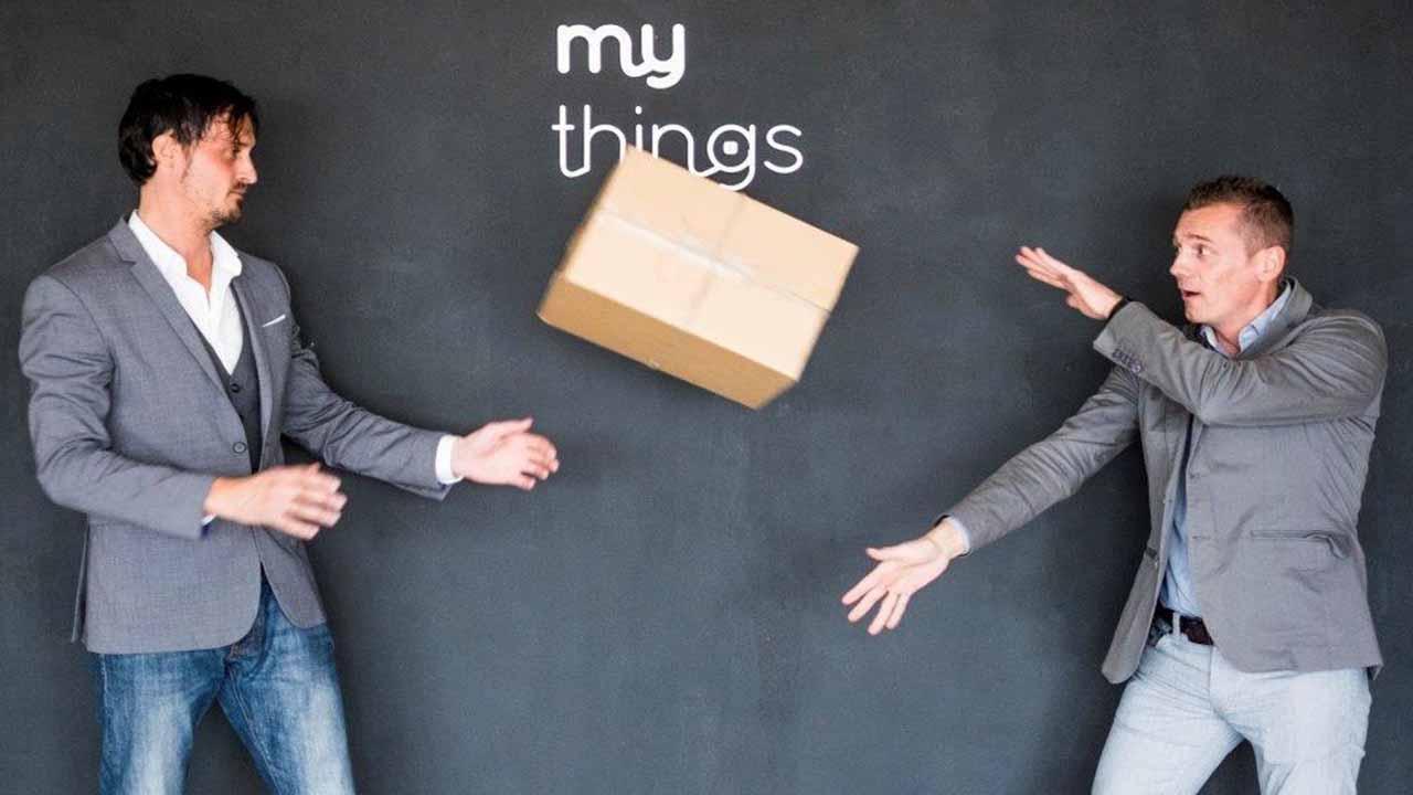 Take my things: il delivery network degli italiani all'estero