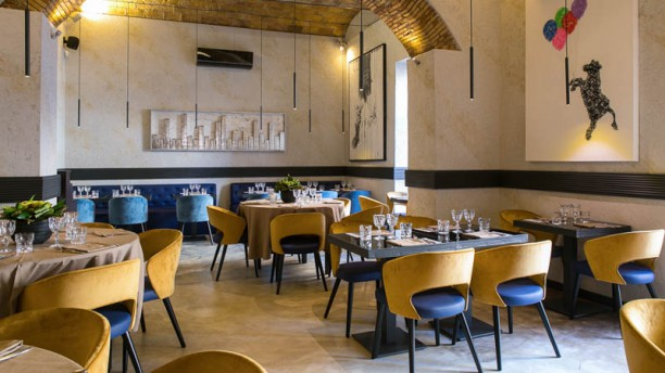 Brunch Roma: locali di design all'aperto