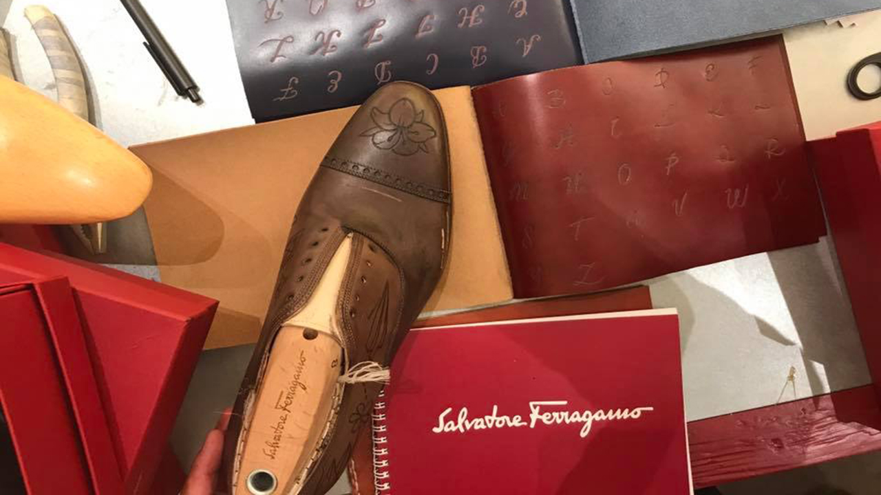 Ferragamo uomo: tattoo your shoes 6