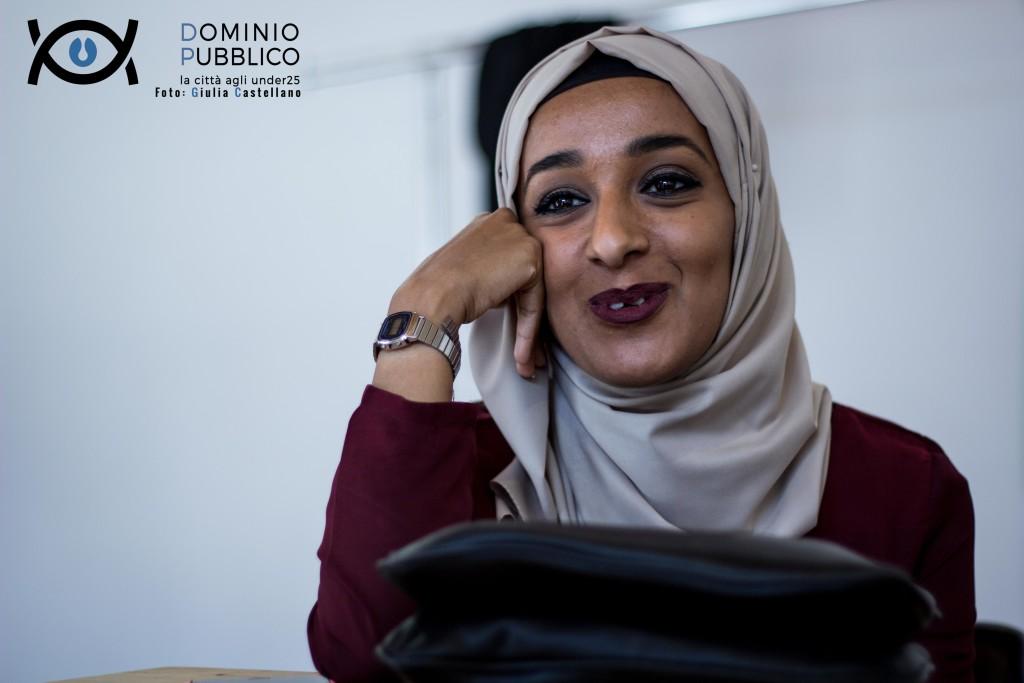 Takoua Ben Mohamed Foto: Giulia Castellano