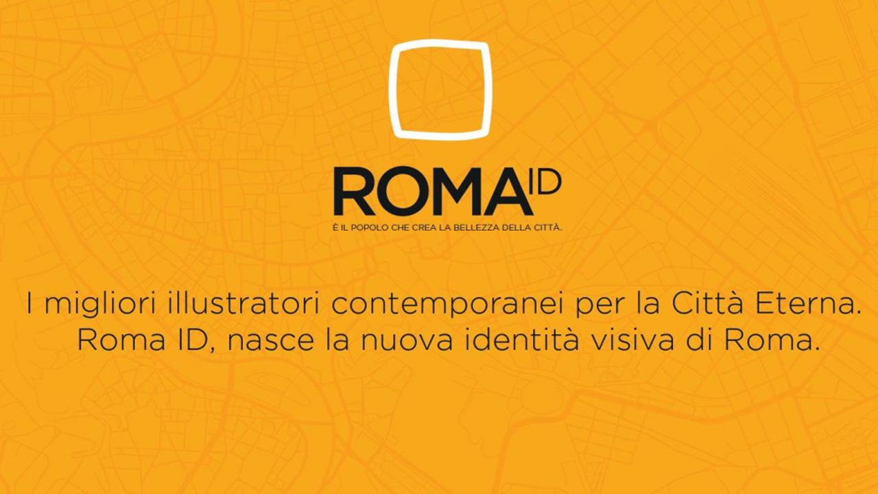 Roma ID: i migliori illustratori per rilanciare Roma