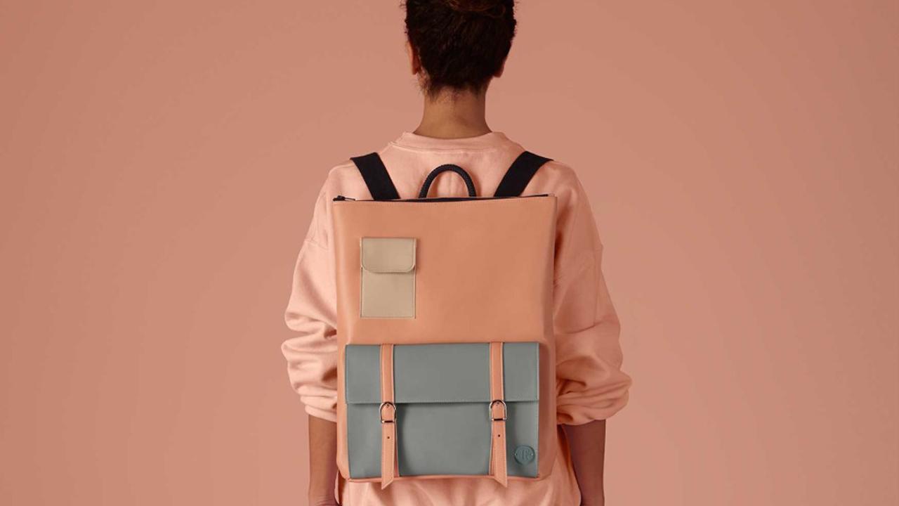 Zaini design: brand e linee per tutti gli stili
