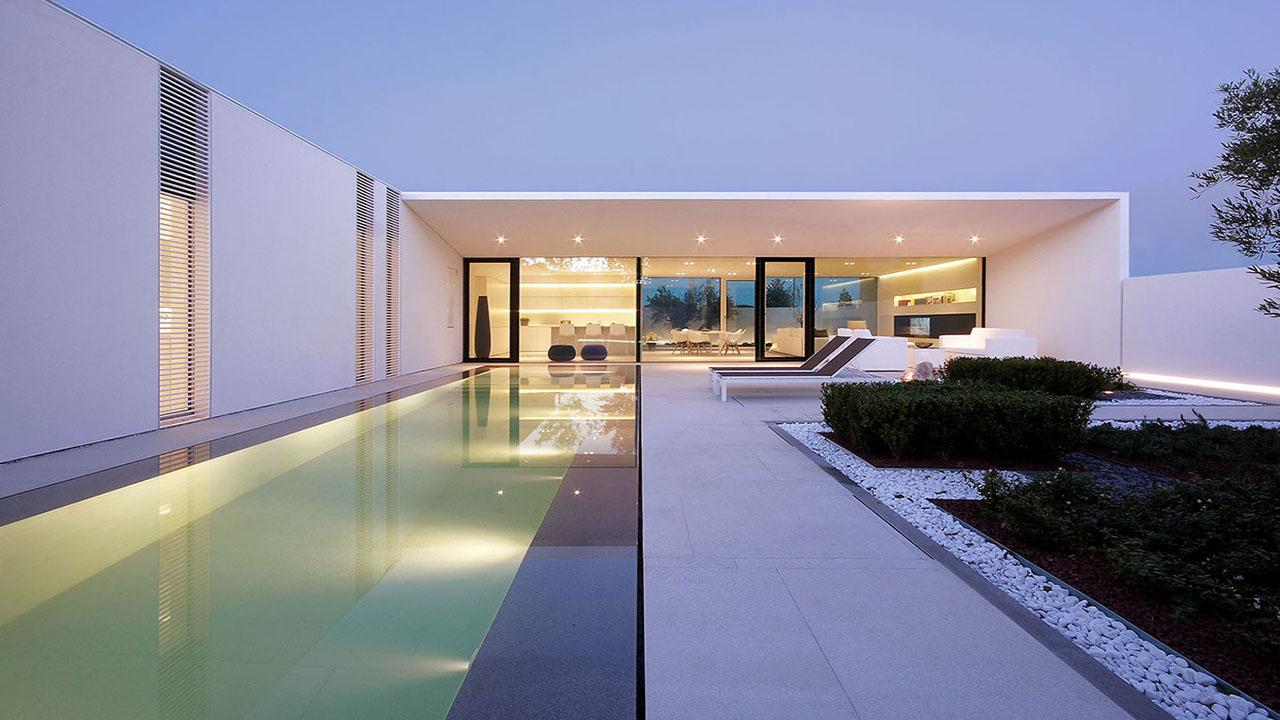 Pool House - Abitazione e piscine di design 22