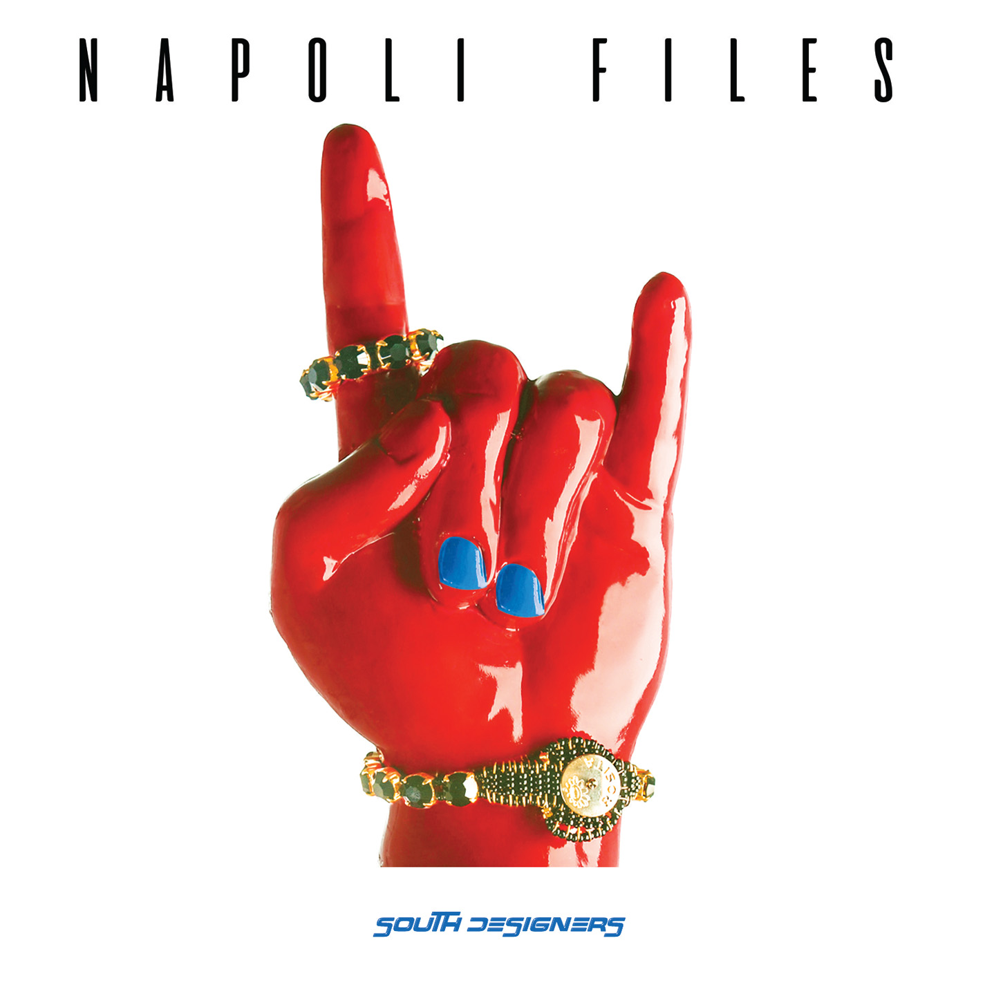 South Designers: Napoli Files, il nuovo album