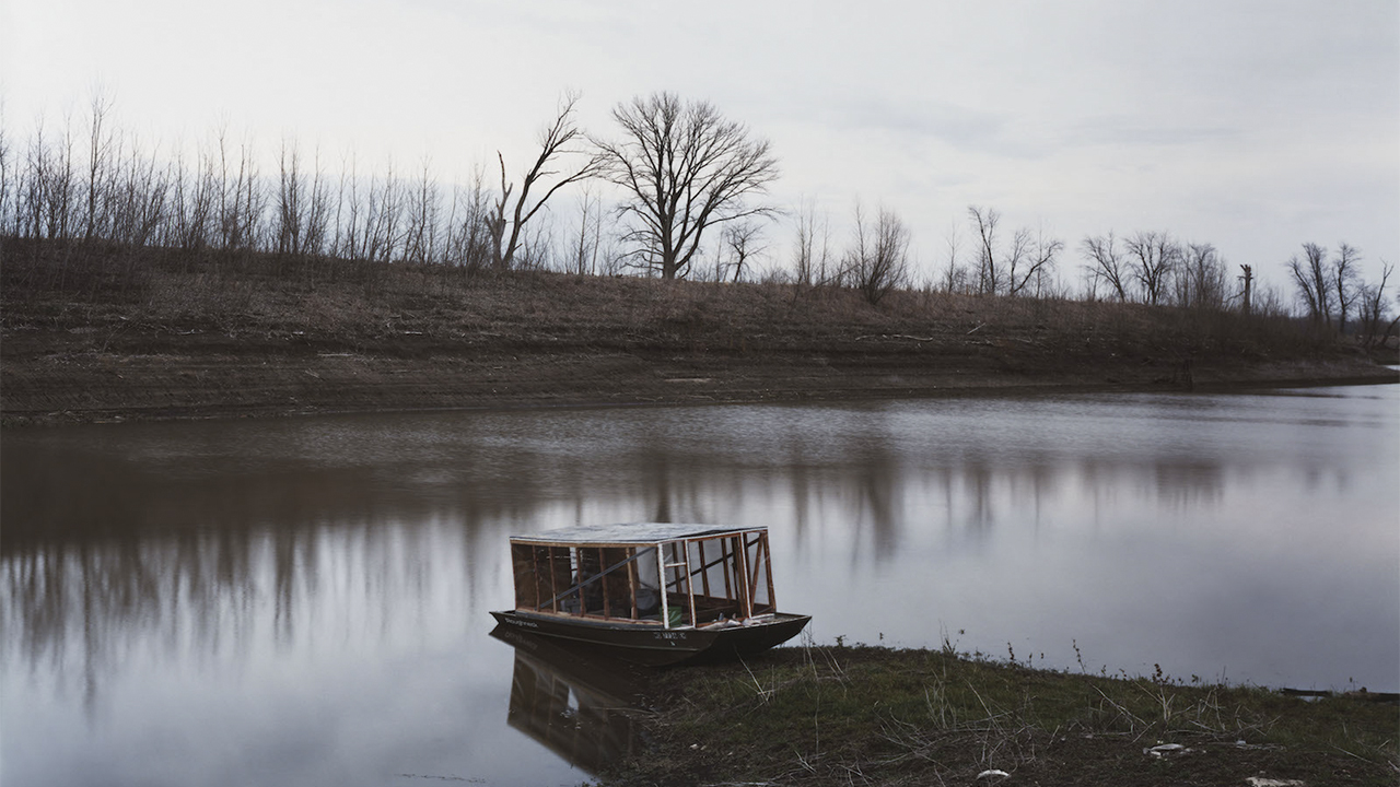 Alec Soth – Sleeping by the mississipi
