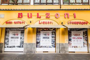 Bulzoni, novità per la storica enoteca