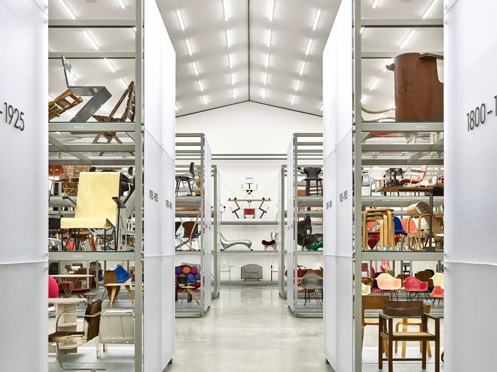3) Vitra Design Museum, photo by Mark Niedermann