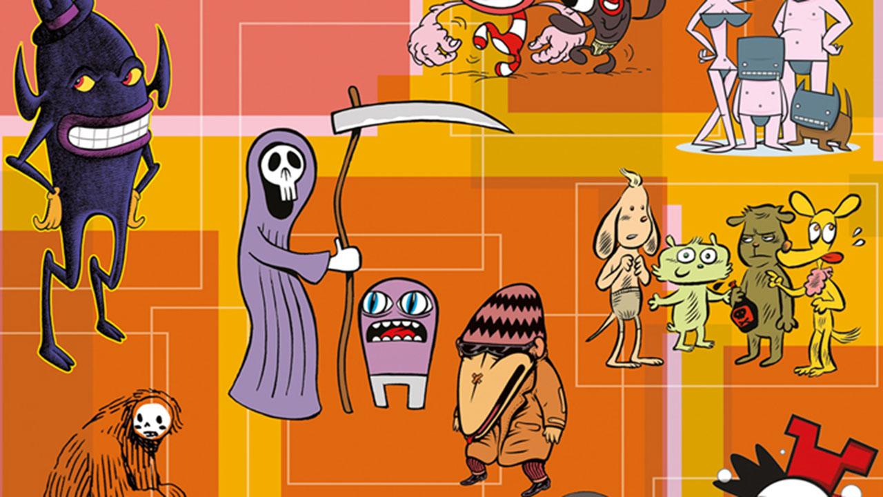 IN GRANDE STILE – Il meglio del fumetto italiano a WEGIL
