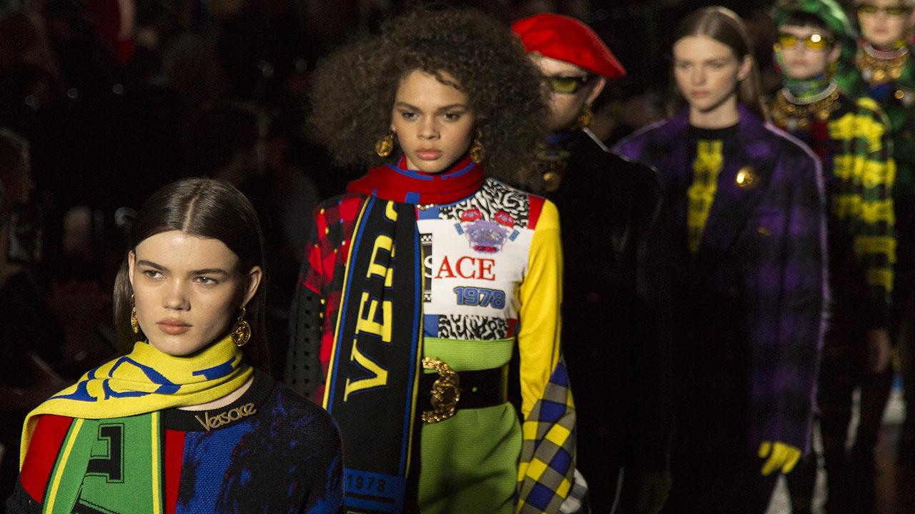 Milano Fashion Week AW18 REPORT – Football dream