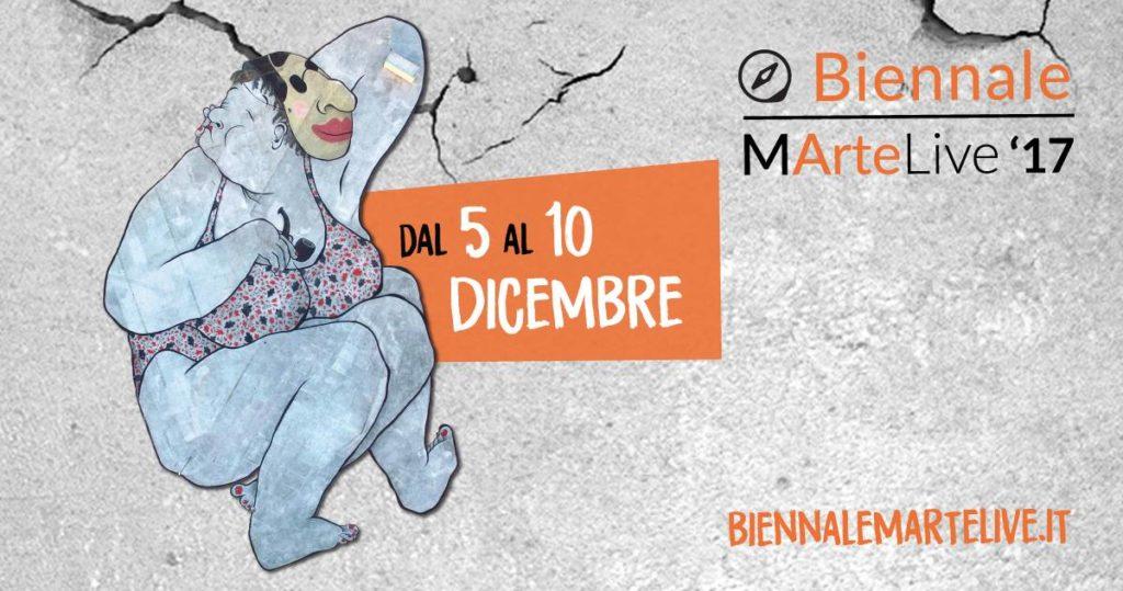 Biennale Arte Emergente Roma – Marte live '17: i vincitori