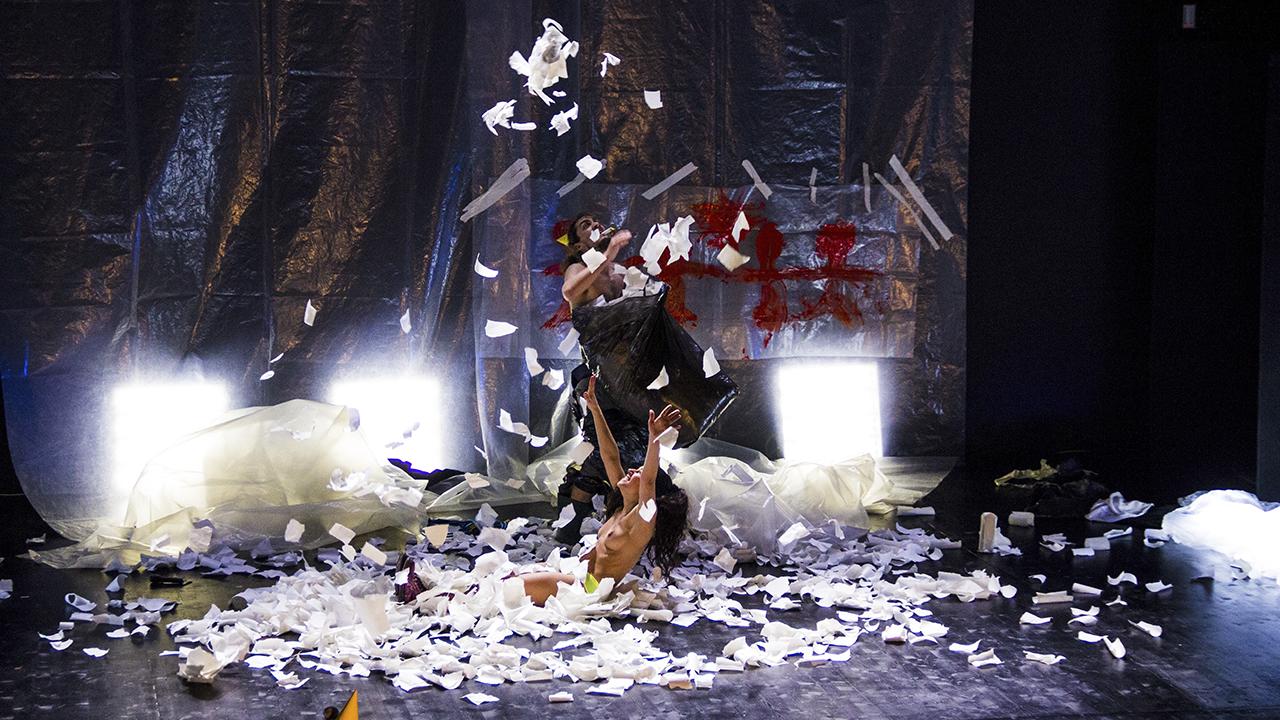 Focus danza d'autore, al Teatro Argot Studio