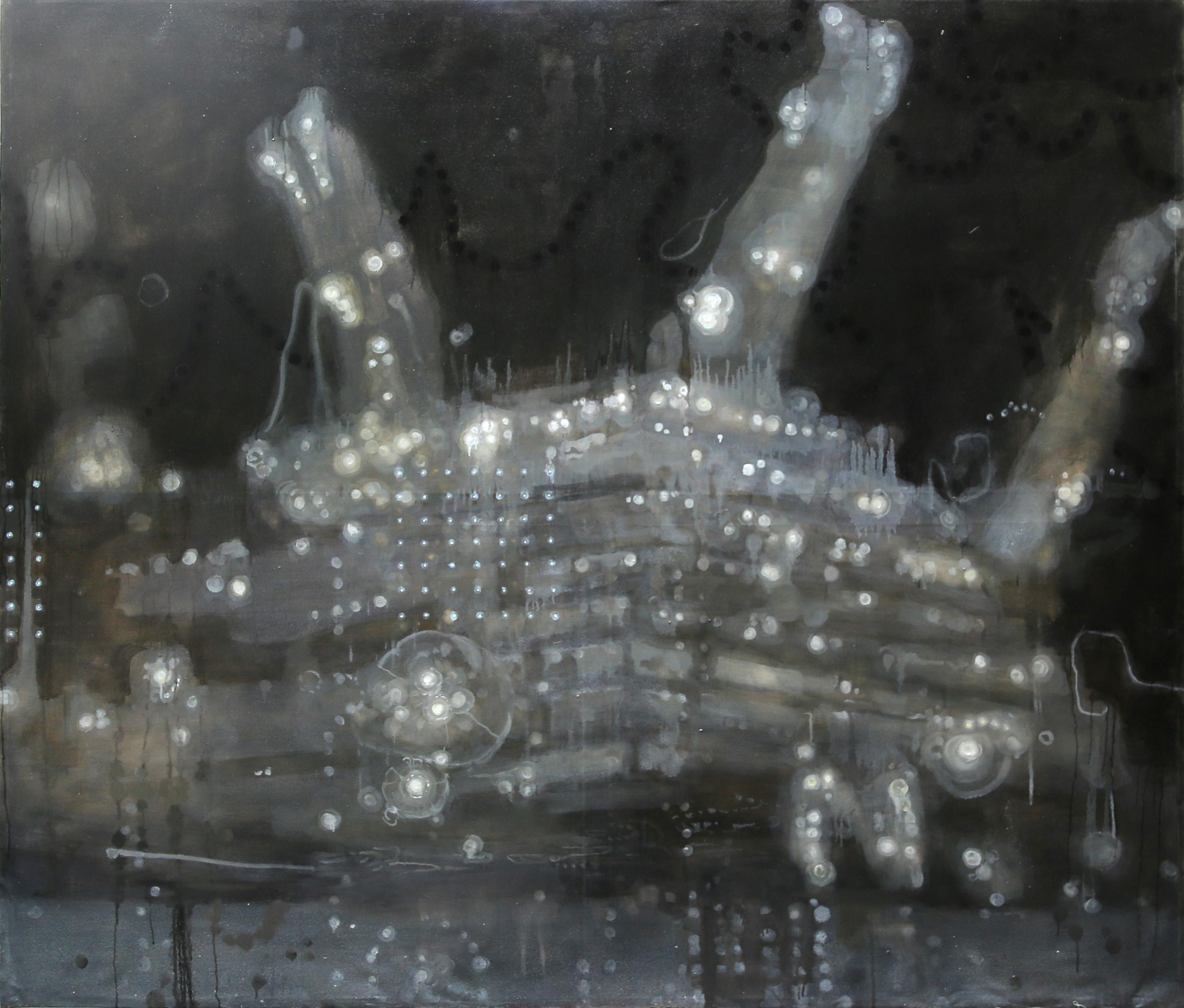 Jingge Dong: pittura, luce, tenebra e caos – Intervista