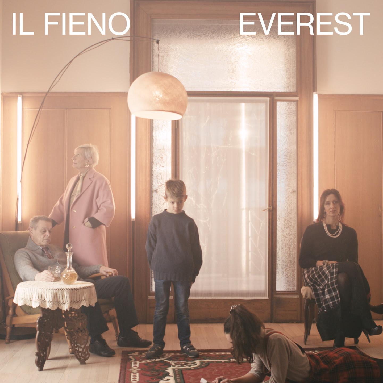 Everest – primo estratto del nuovo album de Il Fieno