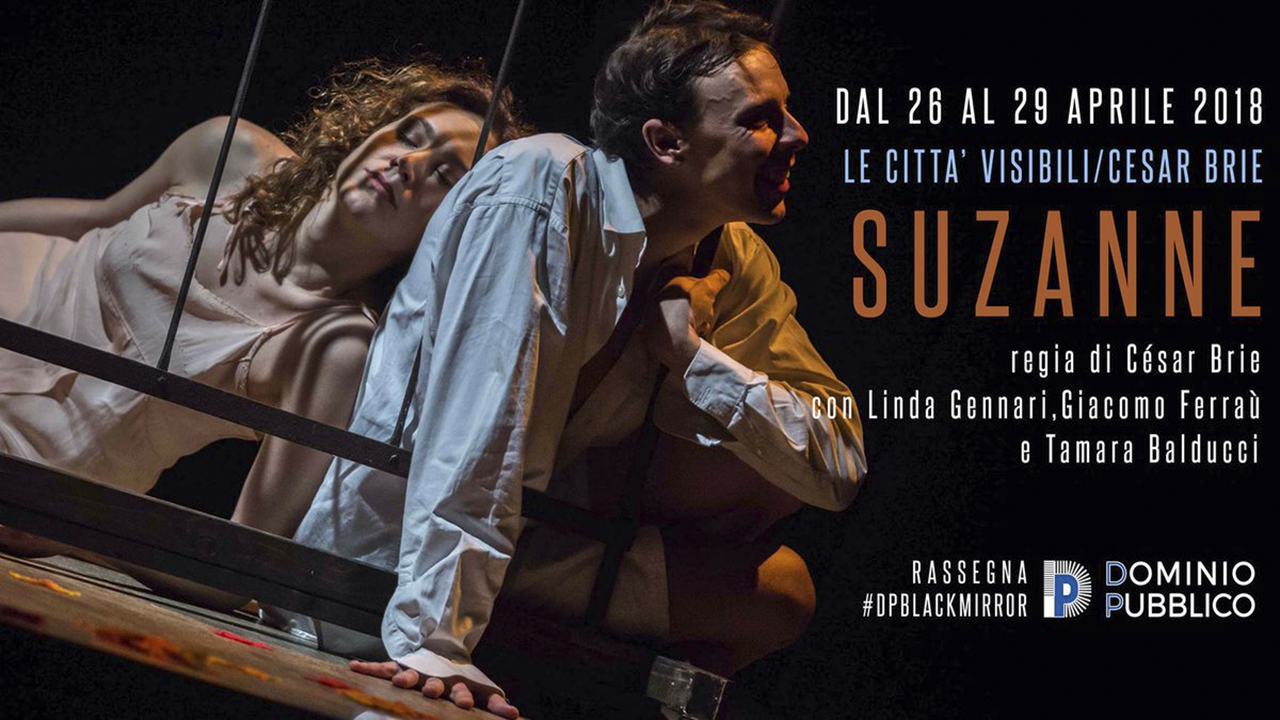 Suzanne di Cèsar Brie al Teatro Argot Studio