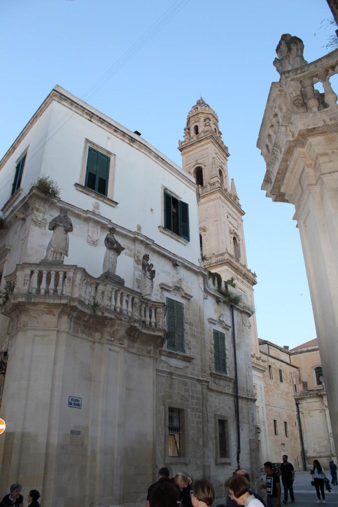 Lecce . Foto dell'autrice