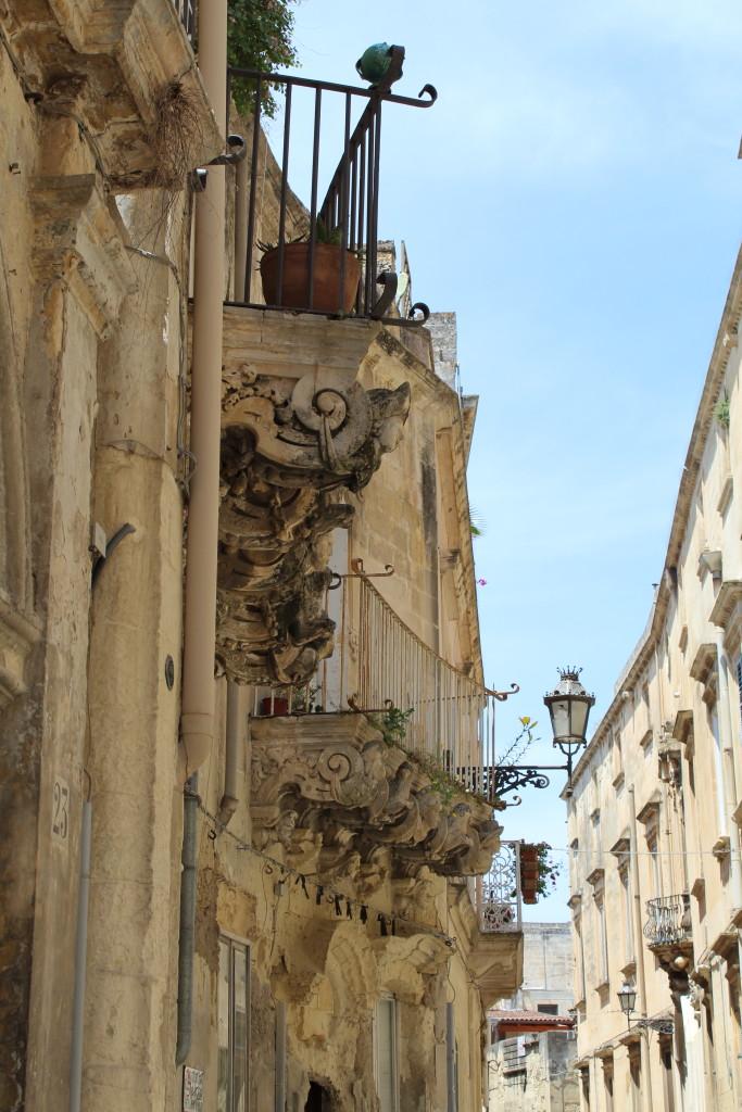 Lecce. Foto dell'autrice