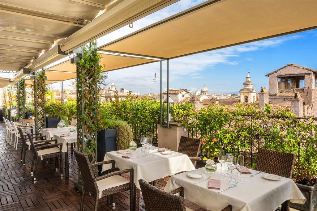 I Sofà Bar Restaurant & Roof Terrace – Gusto di personalità