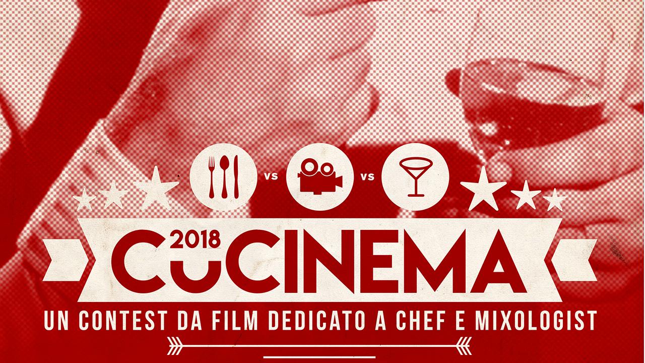 Cucinema 2018 – Un contest da film per chef e mixologist