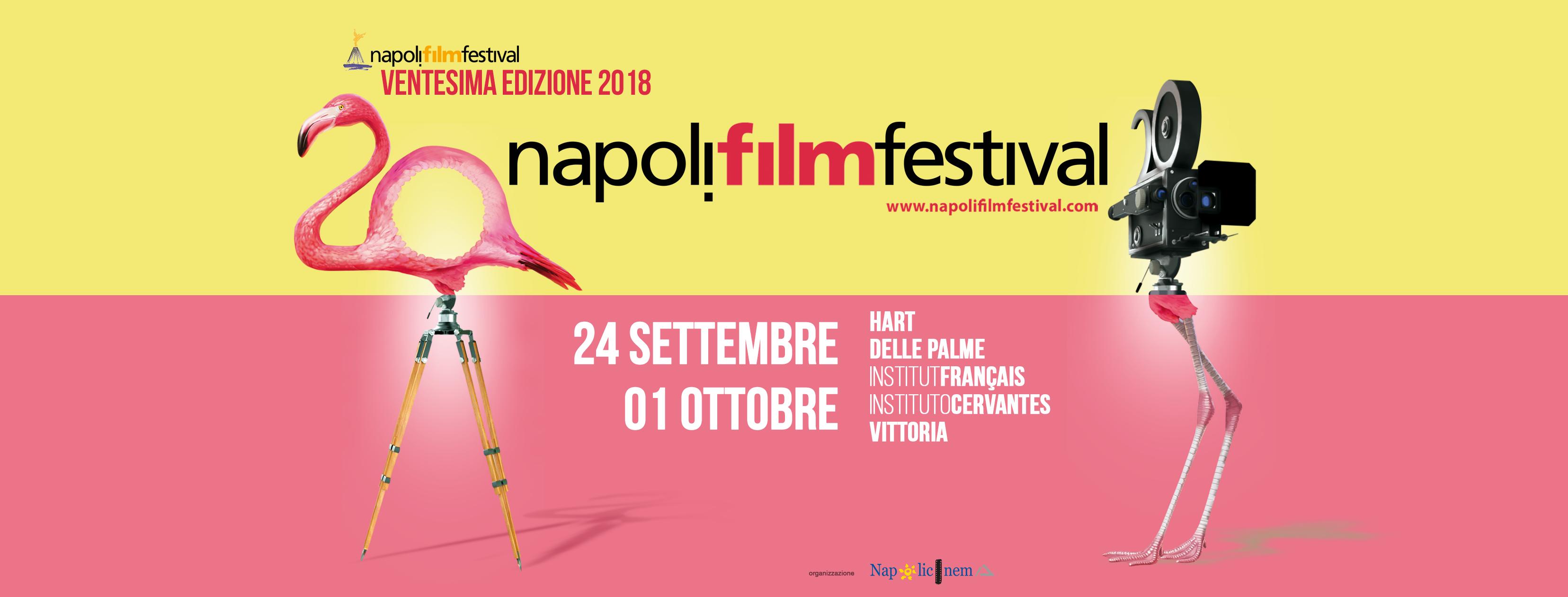 Napoli Film Festival 2018: prima edizione delle Videoclip Sessions