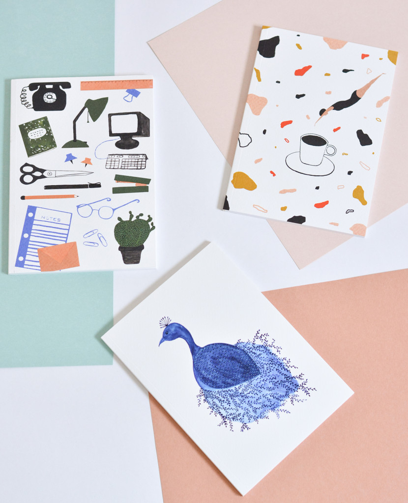 Atelier Mave Notebook Collection