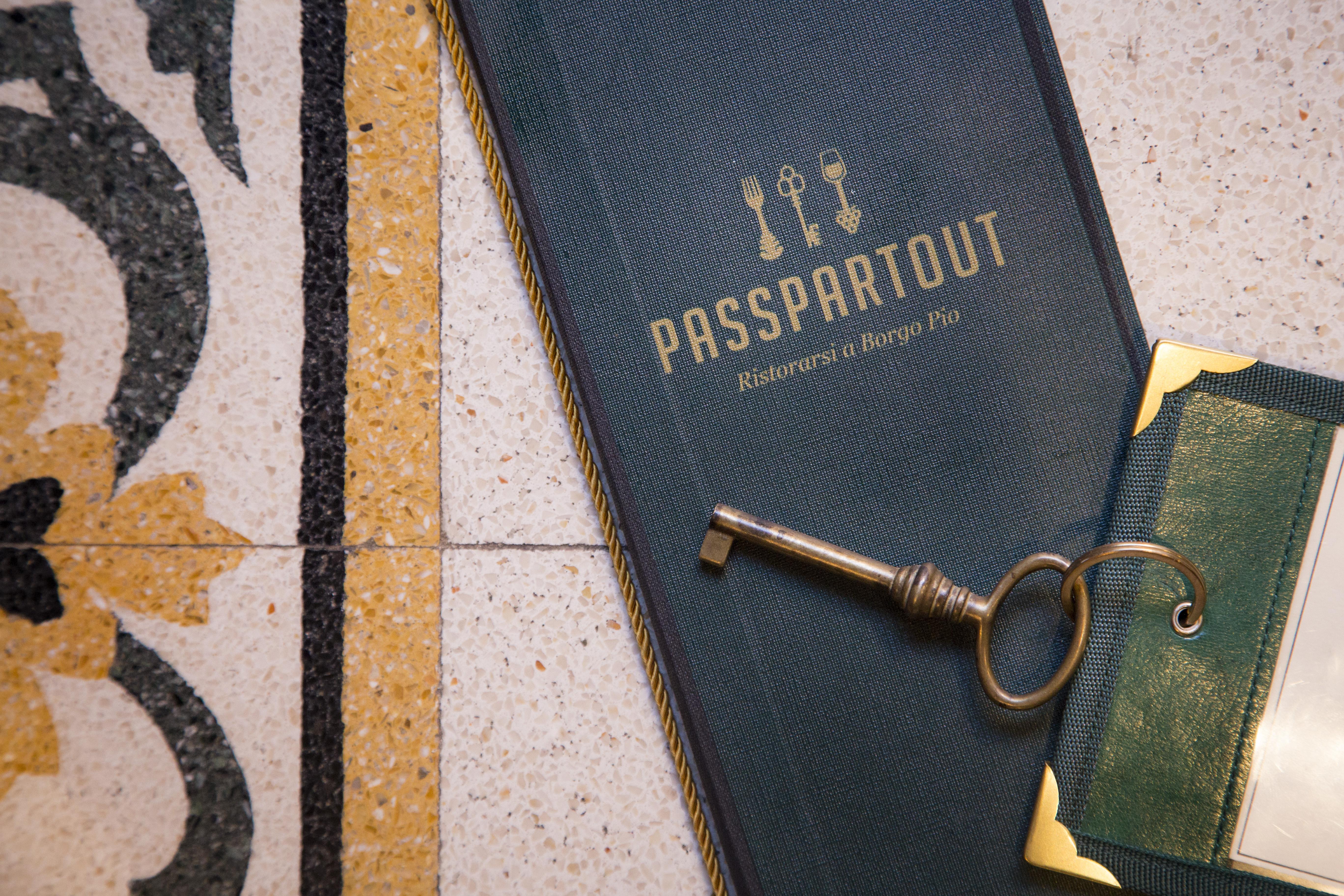 Passpartout – Giardino, tradizione e brace a Borgo Pio