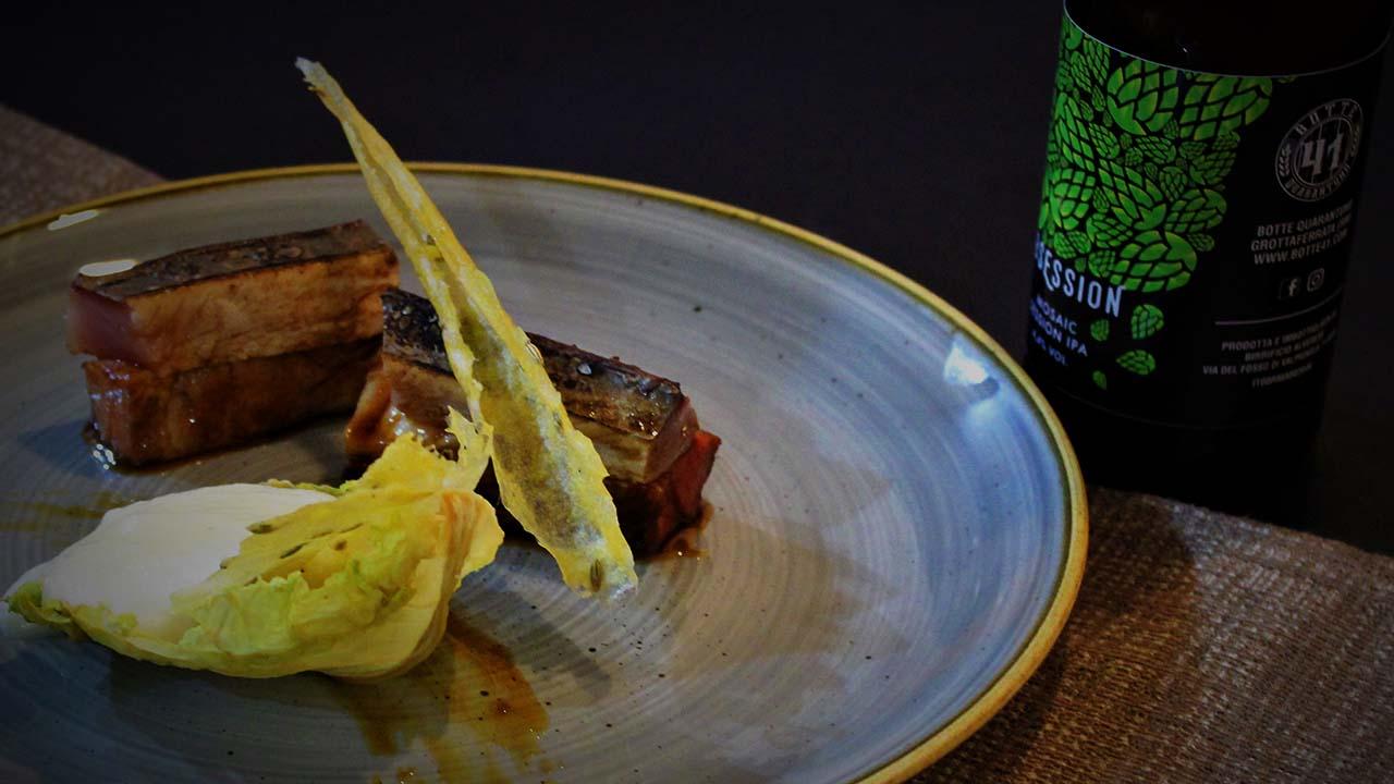 Pranzo degustazione – Claramì Bistrò, Botte 41 e foodpairing inediti