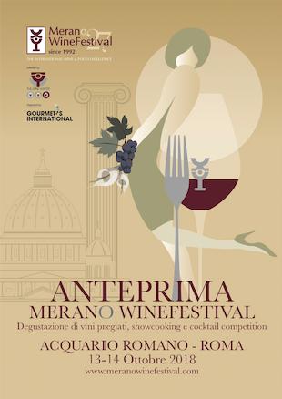 Merano Wine Festival – A Roma l'Anteprima Nazionale.