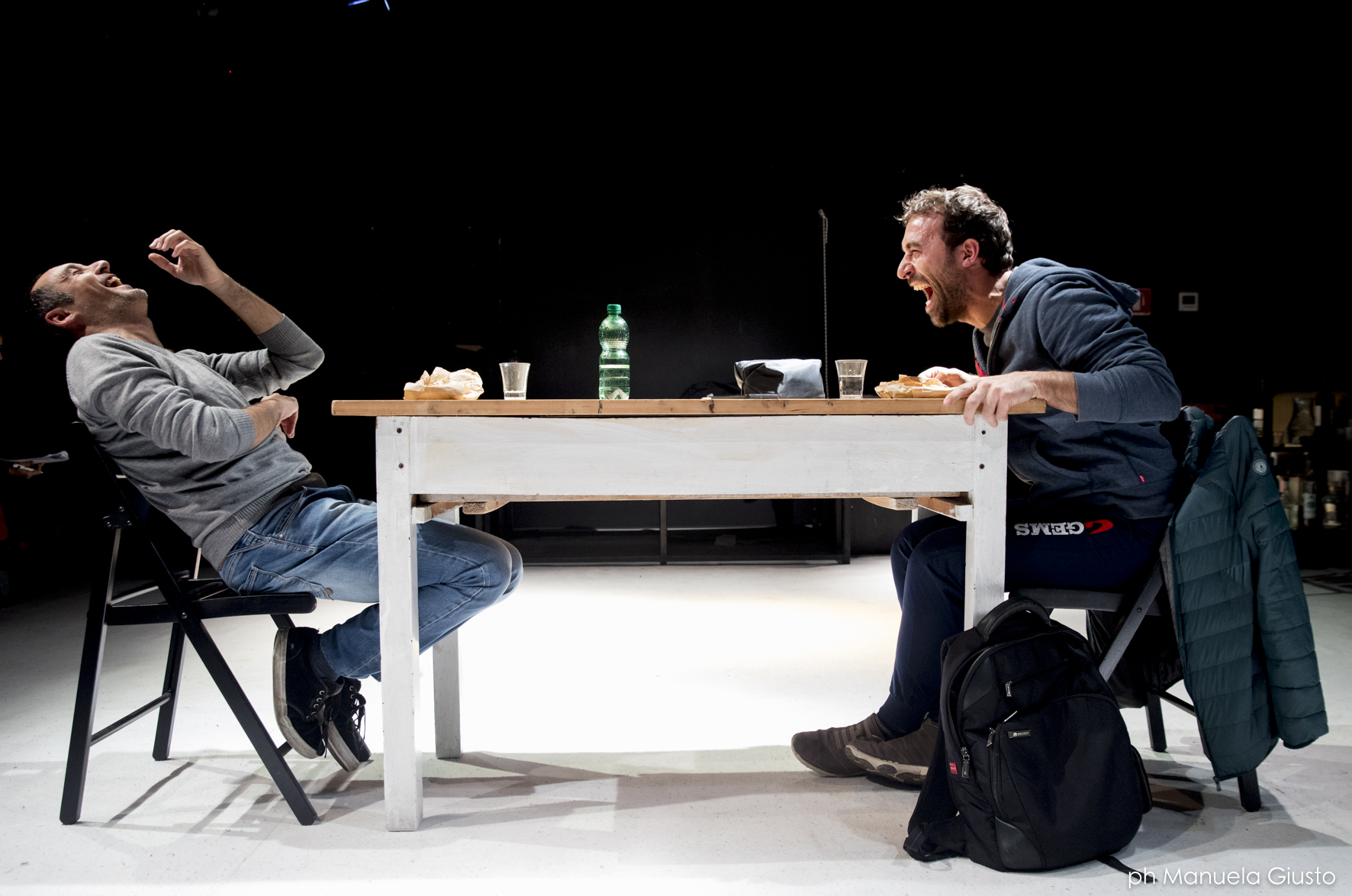 Per Caterina – In scena a Teatro Argot Studio