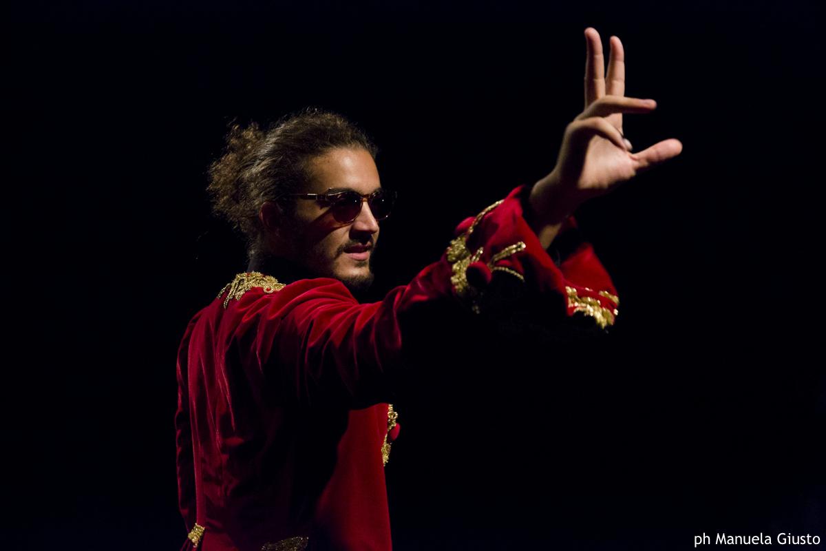 Elogio della follia a Teatro Argot