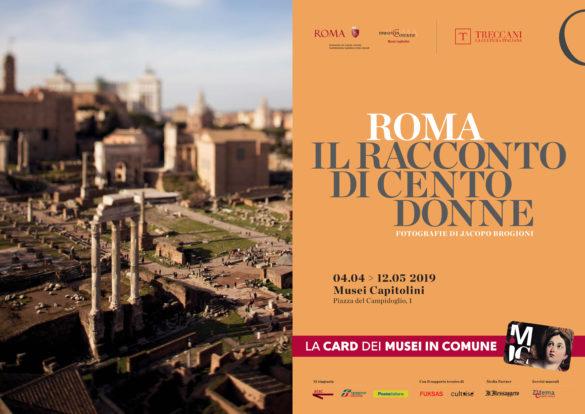 Roma: il racconto di 100 donne