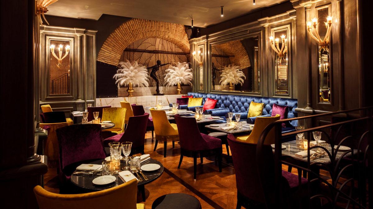Valentyne Restaurant Roma: Un luogo senza tempo anni '30